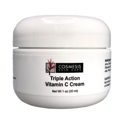 Triple Action Vitamin C Cream Healthy youthful skin in one cream