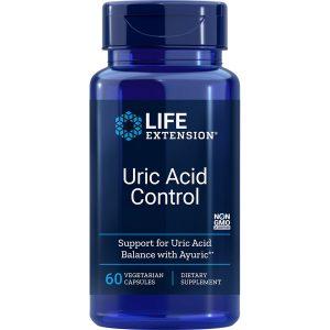 Uric Acid Control 60 vegetarian capsules