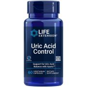 Uric Acid Control Life Extension supplement for healthy uric acid balance