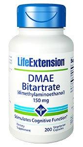 DMAE Bitartrate Dimethylaminoethanol