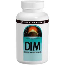 Source Naturals DIM 100 mg 60 tablets