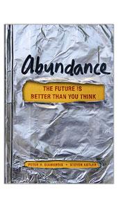 Abundance hardcover book