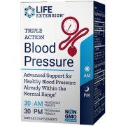 Triple Action Blood Pressure 60 vegetarian tablets