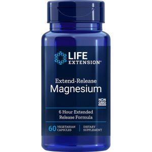 Extend Release Magnesium 60 vegetarian capsules