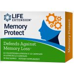 Life Extension Memory Protect Lithium capsules