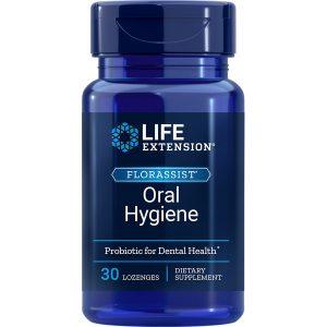 FLORASSIST Oral Hygiene 30 lozenges