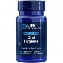 FLORASSIST Oral Hygiene 30 probiotic lozenge that promotes overall oral health