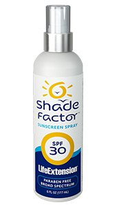 Shade Factor Sunscreen Spray SPF 30