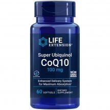 Super Ubiquinol CoQ10 supplement thats Highly bio available, heart healthy CoQ10 benefits