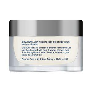 Melatonin-based formula for nighttime skin rejuvenation