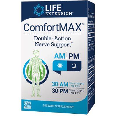 ComfortMAX 30 AM vegetarian tablets 30 PM vegetarian tablets