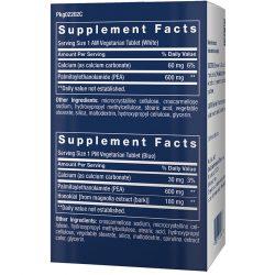ComfortMAX 30 AM vegetarian tablets 30 PM vegetarian tablets supplement facts