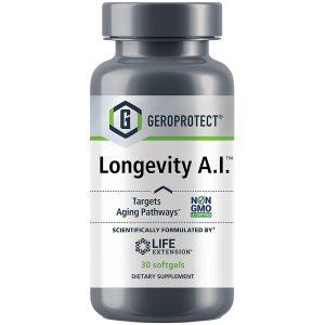 GEROPROTECT Longevity A.I. 30 softgels