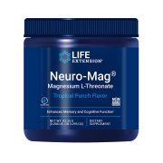 Neuro-Mag Magnesium L-Threonate tropical punch flavoured powder