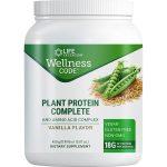 Wellness Code Plant Protein Complete & Amino Acid Complex Vanilla Flavour 450 grams