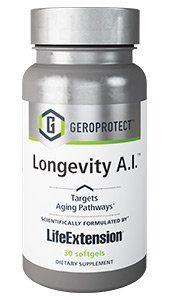 GEROPROTECT™ Longevity A.I.™