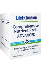 Comprehensive Nutrient Packs ADVANCED
