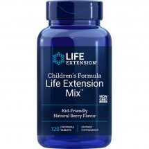 Children's Formula Life Extension Mix 120 Berry flavoured chew able tablets