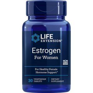 Estrogen for Women 30 vegetarian tablets