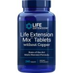 Life Extension Mix Tablets without Copper 240 tablets