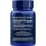 Acetyl-L-Carnitine Arginate 90 vegetarian capsules supplement facts
