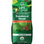 Rainforest Blend Whole Bean Coffee 12 oz