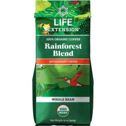 Rainforest Blend Whole Bean Coffee 12 oz