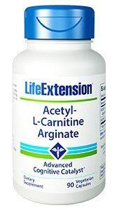 Acetyl-L - 90 vegetarian capsules