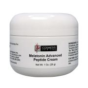Melatonin Advanced Peptide Cream for nightly rejuvenation and renewal