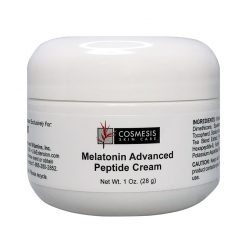 Melatonin Advanced Peptide Cream for nightly rejuvenation and renewal