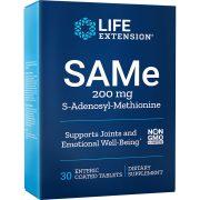 SAMe S-adenosylmethionine 200 mg 30 enteric coated tablets