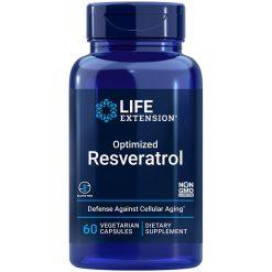 Life Extension Optimized Resveratrol activate your longevity genes