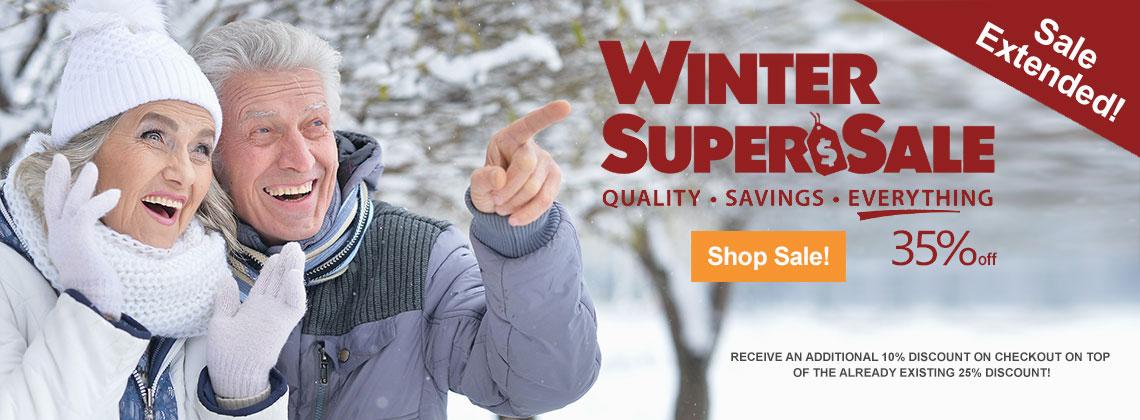 winter super sale