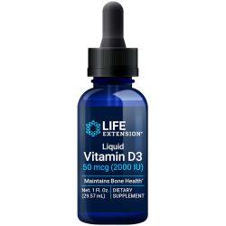 Liquid Vitamin D3 50 mcg a potent whole body health nutrient