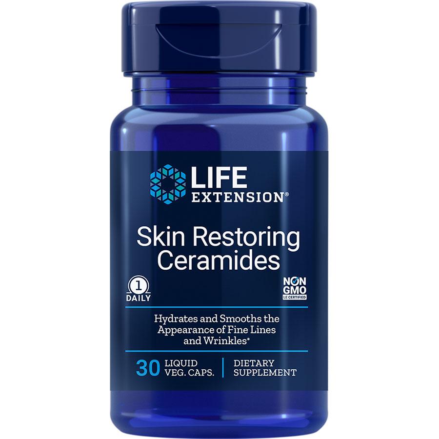 Skin Restoring Ceramides 30 vegetarian liquid capsules