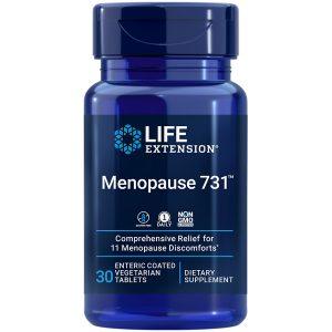 Menopause 731 for comprehensive menopause discomfort relief supplement