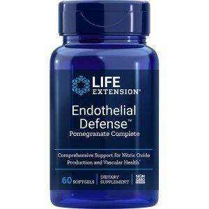 Endothelial Defense Pomegranate Complete 60 softgels