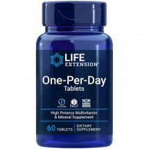 One-Per-Day Tablets is an extensive array of mineral supplements and nutrients