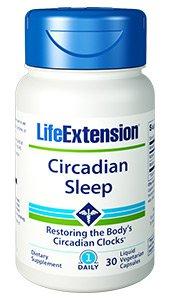 Circadian Sleep formula combines melatonin