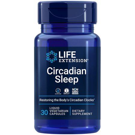 Circadian Sleep a supplement for restoring circadian rhythms for sleep & overall health