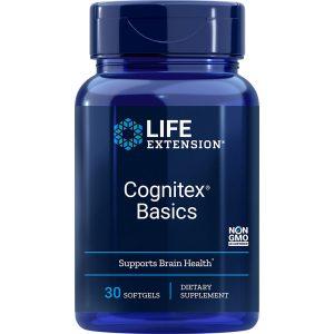 Life Extension Cognitex Basics 30 softgels