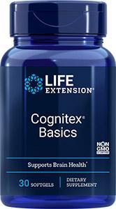 Cognitex Basics Life Extension