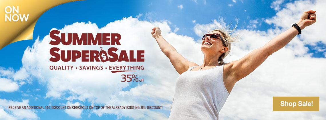 summer super shop sale