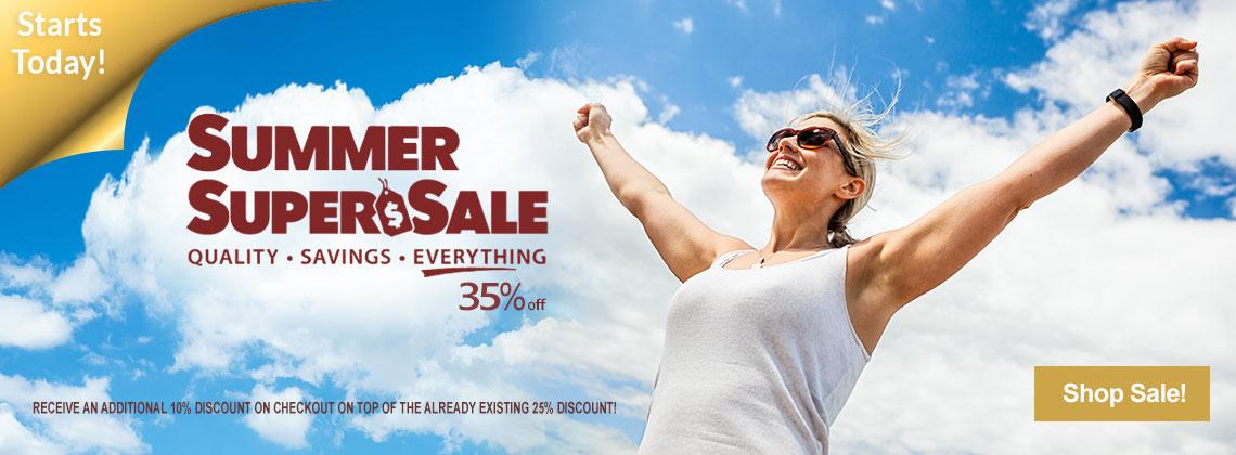 Life Extension Summer Australia Super Sale