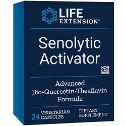Senolytic Activator 24 vegetarian capsules