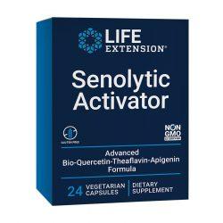 Senolytic Activator, 24 vegetarian capsules to combat cellular senescence - Life Extension