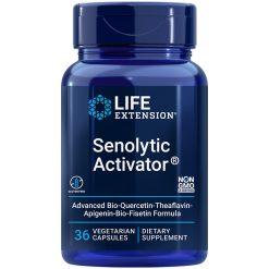 Senolytic Activator 36 vegetarian capsules Combat cellular senescence