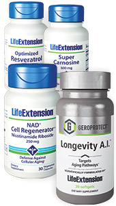 Anti-Aging Essentials Health Kit