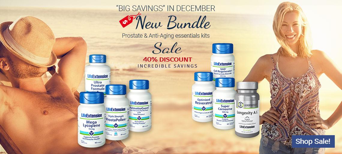 big savings December