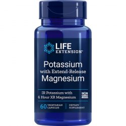 Potassium with Extend Release Magnesium 60 vegetarian capsules